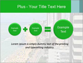 Brazilian Beach Panorama PowerPoint Template - Slide 75