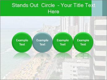 Brazilian Beach Panorama PowerPoint Templates - Slide 76