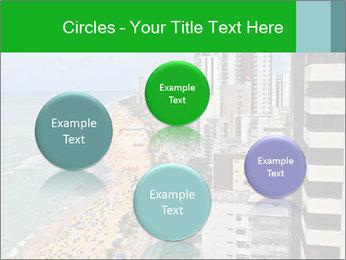 Brazilian Beach Panorama PowerPoint Templates - Slide 77