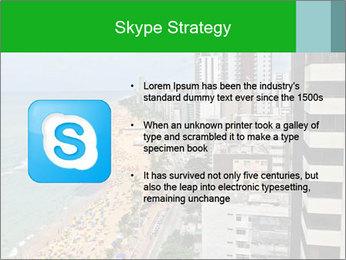 Brazilian Beach Panorama PowerPoint Templates - Slide 8
