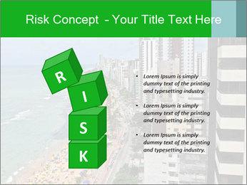Brazilian Beach Panorama PowerPoint Templates - Slide 81