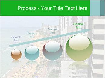 Brazilian Beach Panorama PowerPoint Templates - Slide 87