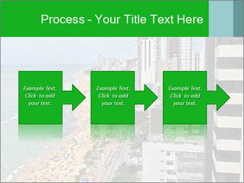 Brazilian Beach Panorama PowerPoint Template - Slide 88