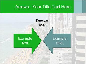 Brazilian Beach Panorama PowerPoint Template - Slide 90