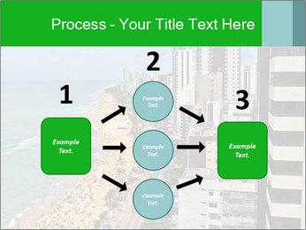 Brazilian Beach Panorama PowerPoint Template - Slide 92