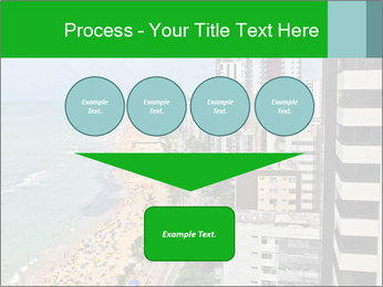Brazilian Beach Panorama PowerPoint Templates - Slide 93