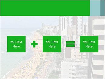 Brazilian Beach Panorama PowerPoint Template - Slide 95