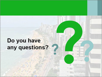 Brazilian Beach Panorama PowerPoint Template - Slide 96