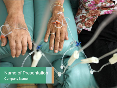 Oncology Treatment PowerPoint Templates