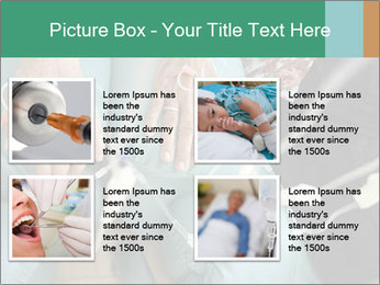 Oncology Treatment PowerPoint Template - Slide 14