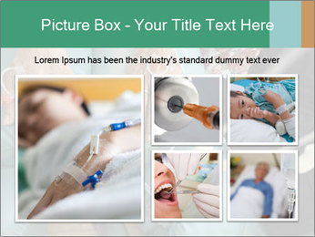 Oncology Treatment PowerPoint Template - Slide 19