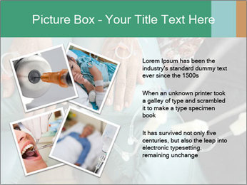 Oncology Treatment PowerPoint Template - Slide 23