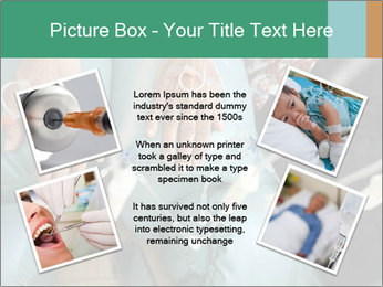 Oncology Treatment PowerPoint Template - Slide 24