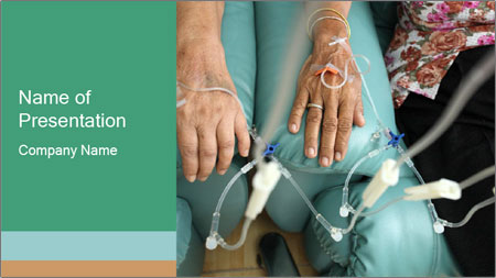 Oncology Treatment PowerPoint Template