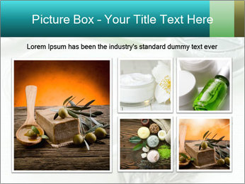 Herbal Cosmetics PowerPoint Templates - Slide 19