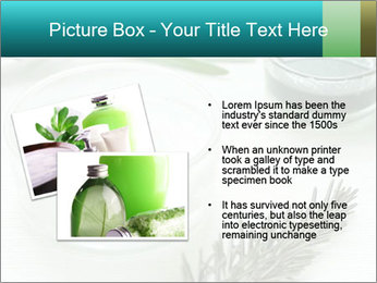 Herbal Cosmetics PowerPoint Templates - Slide 20