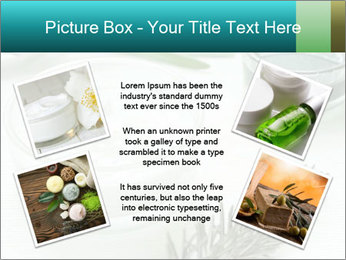 Herbal Cosmetics PowerPoint Templates - Slide 24