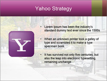 Urban Neighborhood PowerPoint Template - Slide 11