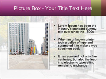 Urban Neighborhood PowerPoint Template - Slide 13