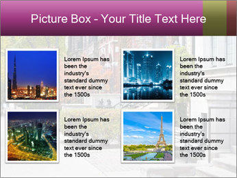 Urban Neighborhood PowerPoint Template - Slide 14