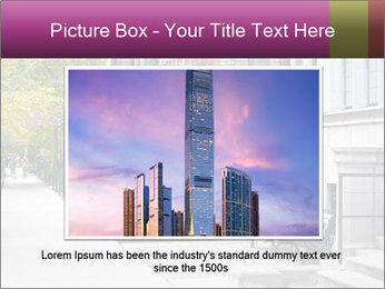 Urban Neighborhood PowerPoint Template - Slide 15