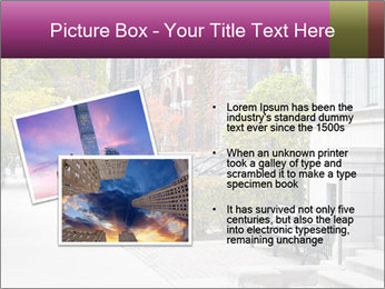 Urban Neighborhood PowerPoint Template - Slide 20