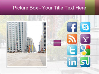 Urban Neighborhood PowerPoint Template - Slide 21