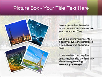 Urban Neighborhood PowerPoint Template - Slide 23
