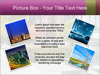 Urban Neighborhood PowerPoint Template - Slide 24