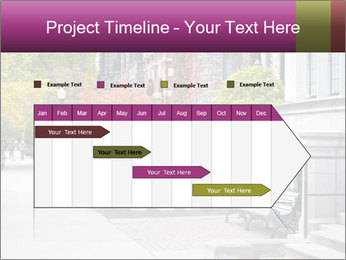 Urban Neighborhood PowerPoint Template - Slide 25