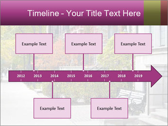 Urban Neighborhood PowerPoint Template - Slide 28