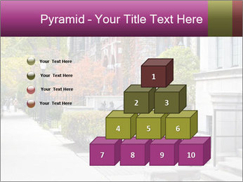 Urban Neighborhood PowerPoint Template - Slide 31