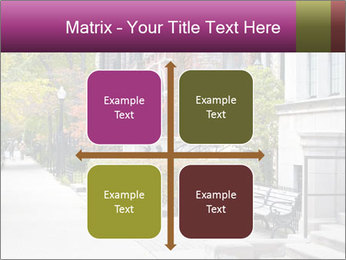 Urban Neighborhood PowerPoint Template - Slide 37