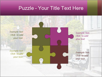 Urban Neighborhood PowerPoint Template - Slide 43