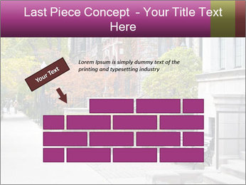 Urban Neighborhood PowerPoint Template - Slide 46