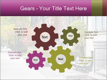 Urban Neighborhood PowerPoint Template - Slide 47