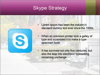 Urban Neighborhood PowerPoint Template - Slide 8