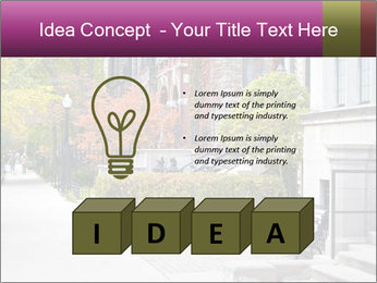 Urban Neighborhood PowerPoint Template - Slide 80