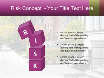 Urban Neighborhood PowerPoint Template - Slide 81