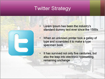 Urban Neighborhood PowerPoint Template - Slide 9
