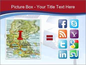 French Province Flag PowerPoint Templates - Slide 21