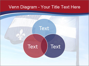 French Province Flag PowerPoint Templates - Slide 33