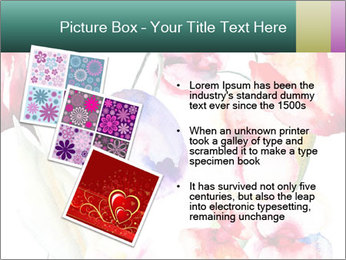 Water Color Flowers PowerPoint Template - Slide 17