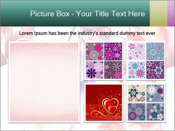 Water Color Flowers PowerPoint Template - Slide 19