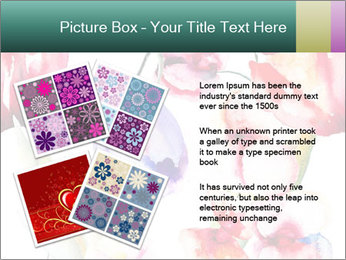 Water Color Flowers PowerPoint Template - Slide 23