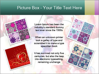 Water Color Flowers PowerPoint Template - Slide 24