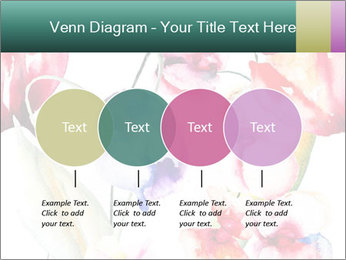 Water Color Flowers PowerPoint Template - Slide 32