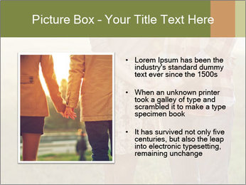 Countryside Love Couple PowerPoint Templates - Slide 13
