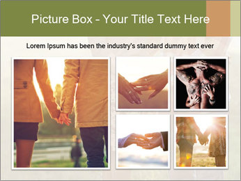 Countryside Love Couple PowerPoint Templates - Slide 19