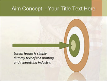 Countryside Love Couple PowerPoint Template - Slide 83